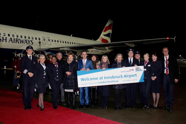 Innsbruck Bekommt Noch Mehr London Verbindungen