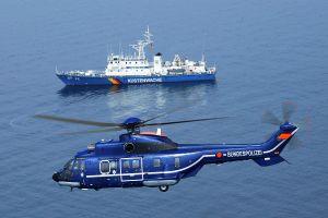 H215-Multirole-Hubschrauber für die Bundespolizei
