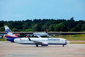 SunExpress steuert ab Hamburg neues Ziel in der Türkei an