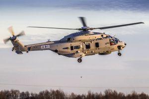 NH90 Sea Lion für die Marine meistert Erstflug