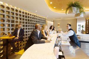 Star Alliance Lounge am Flughafen Rio de Janeiro