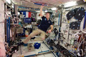 Strahlenschutz für Astronauten: ISS wie auf dem Mars