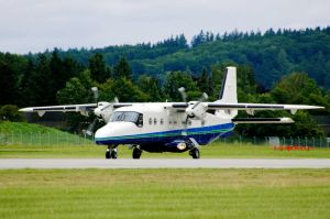 Dritte Dornier 228 für NCA nach Japan