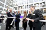 Fraport eröffnet neue Unternehmenszentrale am Flughafen Frankfurt