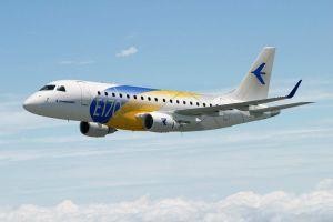 S7 Airlines erster Betreiber von Embraer E170 aus Russland