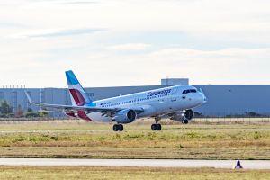 Eurowings erweitert Flüge und Ziele ab Hannover