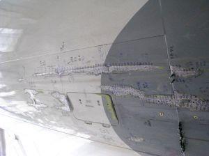 A330 erlitt besonderen Tailstrike in Chicago