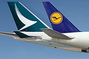 Cathay Pacific Cargo im LCC von Lufthansa Frankfurt