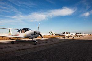 DA40 NG und DA42 für Flugschule der Ethiopian Airlines