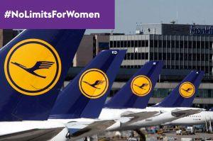 Aktionstag für Frauen in Lufthansa-Berufen