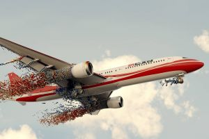 CFD gegen Geräuschbildung von Flugzeugteilen