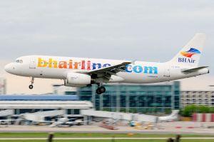 BH Air lässt MTU Triebwerke V2500-A5 instand halten
