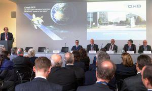 Deutschland baut wieder Satelliten zur Telekommunikation