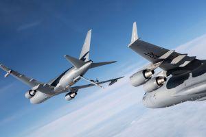 Boeing bekommt Milliarden für weitere KC-46A Tankflugzeuge