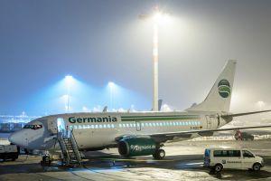 Germania verbindet Berlin mit Finnisch-Lappland