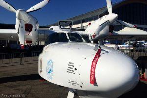 Themen auf der Flugausstellung AERO 2017