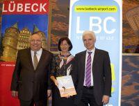 Lübeck Airport startet mit neuem Investor und neuen Ideen