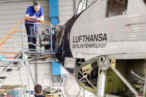 Junkers Ju 52 bald wieder flugbereit