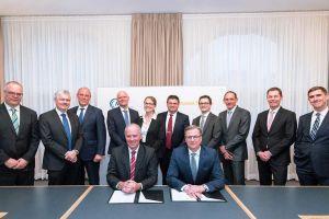 Joint-Venture zur GTF-Triebwerksinstandhaltung besiegelt