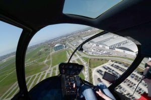 Slotanmeldung für Flug zur AERO