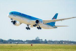 787-9 Dreamliner bei Korean Air