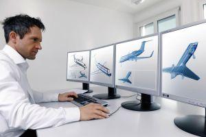 Ruag Aviation fünf Jahre Entwicklungsbetrieb