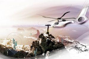 4G LTE Konnektivität für Hubschrauber