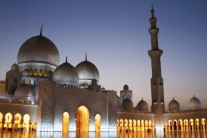 2-in-1 beim Stopover in Abu Dhabi
