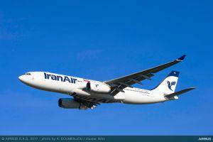 Iran Air bekommt ersten Airbus A330