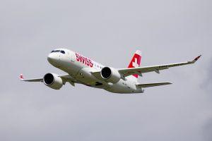 SWISS bekommt sechste CS100