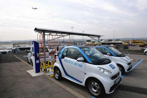 Elektrokapazität am Flughafen Stuttgart erweitert