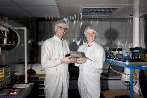 Robotik und Datenübertragung vom DLR auf der CeBIT