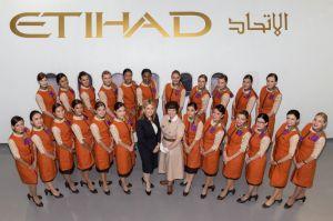 2.000 Flying Nannys bei Etihad Airways ausgebildet