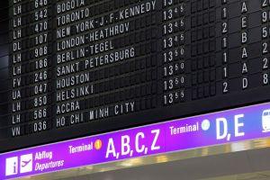 Ziele und Airlines: Neue am Flughafen Frankfurt