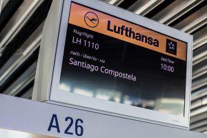 Lufthansa nimmt Santiago de Compostela ab FRA und MUC auf