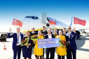 Ryanair startet jetzt ganzjährig ab Weeze nach Nador