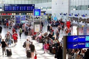 Ferienbeginn am Fraport im Blick behalten