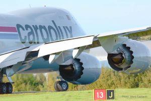 Boeing 747-8F mit GEnx erreichen 1.000.000 Flugstunden