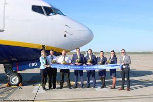 Ryanair hob ab von DUS nach Thessaloniki