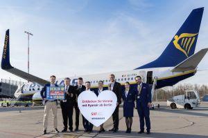 Ryanair nimmt Berlin-Schönefeld – Verona auf