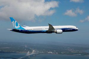 Premiere bei Boeing: Weltgrößter Dreamliner hebt ab