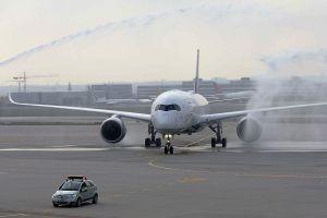 Lufthansa tauft A350 und erhält schon wieder Zuwachs