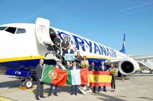 Ryanair mit neuen Zielen ab Nünrberg, Hamburg und Hahn