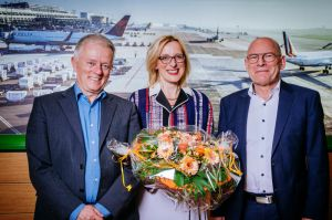 Arina Freitag wird neue Flughafen-Chefin in Stuttgart