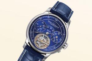 Ruag und Grossmann zeigen Flieger-Uhr