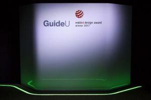Red Dot für GuideU-System
