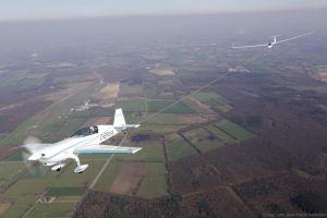 Siemens-Flugzeug schafft Geschwindigkeitsrekord