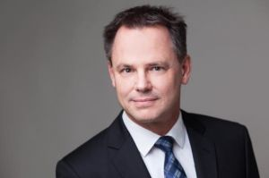 Eckhard Breuer von Bombardier wird Luftschiff-Chef