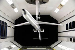 Turbofan-Simulator für verbesserten ökologischen Footprint