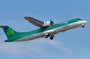 ATR 72-600 für Franchiseflüge der Aer Lingus
